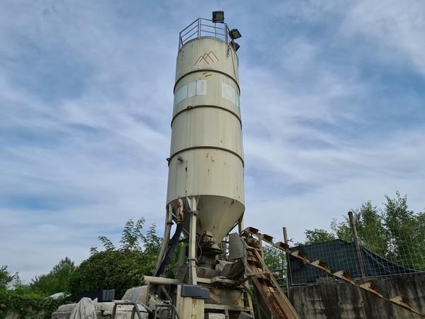 9#5493 Impianto di betonaggio Oru