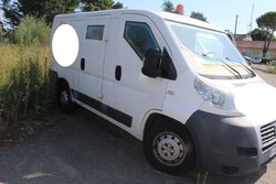 Fiat Ducato van - Lot 1 (Auction 5495)
