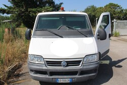 Fiat Ducato van - Lot 10 (Auction 5495)
