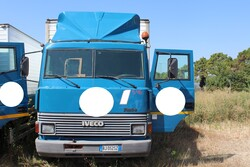 Iveco van - Lot 11 (Auction 5495)