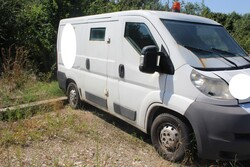 Fiat Ducato van - Lot 13 (Auction 5495)