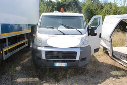 Fiat Ducato van - Lot 14 (Auction 5495)