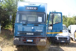 Iveco Eurocargo 150 - Lot 15 (Auction 5495)