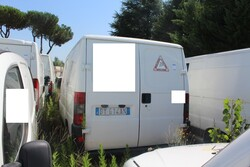 Fiat Ducato van - Lot 28 (Auction 5495)
