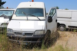 Fiat Ducato van - Lot 29 (Auction 5495)
