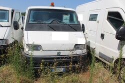 Fiat Ducato van - Lot 30 (Auction 5495)