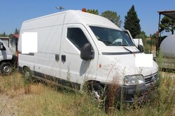 Fiat Ducato van - Lot 31 (Auction 5495)