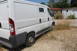 Fiat Ducato van - Lot 34 (Auction 5495)