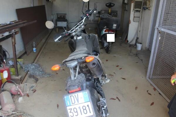 37#5495 Moto Yamaha