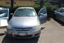 Opel Corsa car - Lot 43 (Auction 5495)