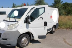 Fiat Ducato van - Lot 5 (Auction 5495)