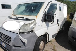 Fiat Ducato van - Lot 6 (Auction 5495)