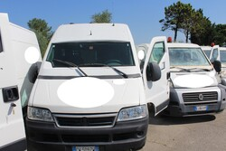 Fiat Ducato van - Lot 7 (Auction 5495)
