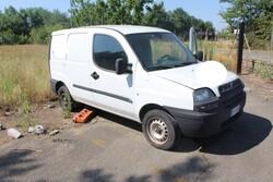 Autocarro Fiat Doblò - Lotto 9 (Asta 5495)