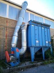 Coral suction system and plowshares mixer - Lot 0 (Auction 5498)