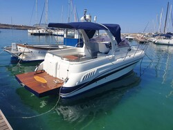 Galeon 777 motorboat - Lot 1 (Auction 5499)