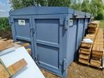 Container metallico Locatelli - Lotto 2 (Asta 5500)