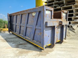Open air roll off container - Lote 5 (Subasta 5500)
