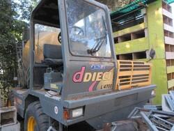 Dieci concrete mixer - Lote 2 (Subasta 5503)