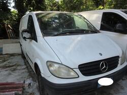 Mercedes truck - Lot 3 (Auction 5503)