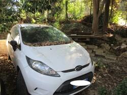 Ford passenger car - Lot 5 (Auction 5503)