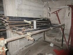 Parts of scaffolding and industrial equipment - Lote 3 (Subasta 5505)