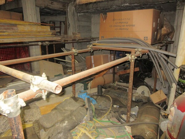 Immagine n. 5 - 3#5505 Parti di ponteggi e attrezzatura industriale