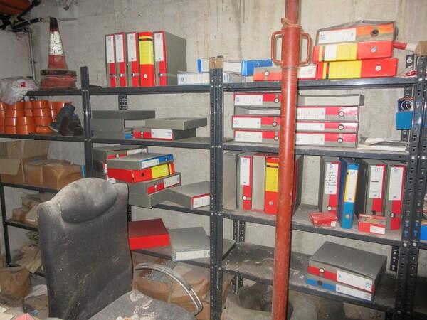 Immagine n. 22 - 3#5505 Parti di ponteggi e attrezzatura industriale