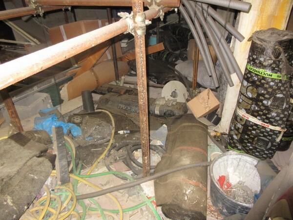 Immagine n. 28 - 3#5505 Parti di ponteggi e attrezzatura industriale