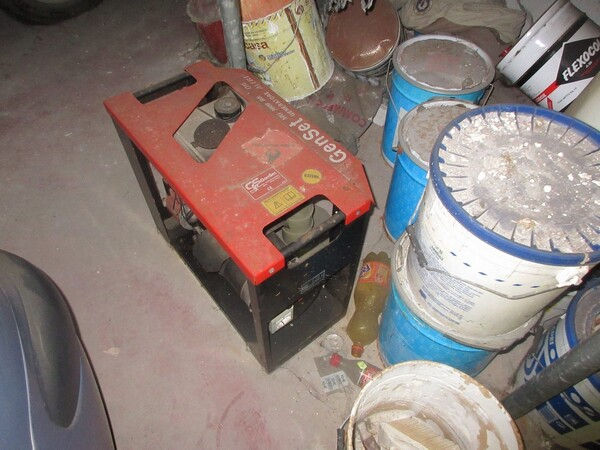 Immagine n. 33 - 3#5505 Parti di ponteggi e attrezzatura industriale