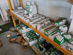 Equipment for construction of distribution panels - Lot 17 (Auction 5516)