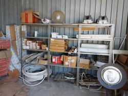 Camion Gru Nissan e materiale elettrico - Lotto 0 (Asta 5521)