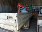 Nissan crane truck - Lot 7 (Auction 5521)