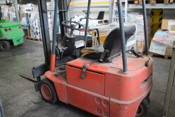 Cesab and Linde forklifts - Auction 5526