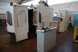 Hermle milling machine - Lote 12 (Subasta 5528)