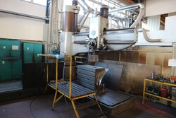 Radial drill - Lot 14 (Auction 5528)