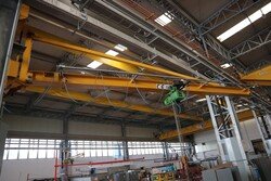 Meloni jib cranes - Lot 22 (Auction 5528)