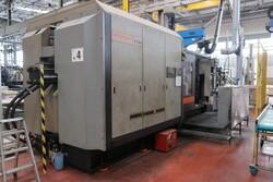 Sandretto Mega press and Videojet laser printer - Lot 28 (Auction 5528)