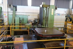 Stem drilling   milling machine - Lot 37 (Auction 5528)