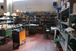 Hydraulic spare parts and electronic equipment - Lot 44 (Auction 5528)
