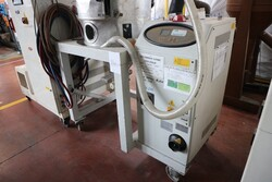 New Omap dryer and Piovan mixer - Lot 58 (Auction 5528)