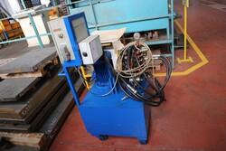 Sibilla dust extractor and Eurobil scale - Lote 65 (Subasta 5528)