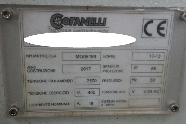 84#5528 Saldatrice Cea e centraline Cofanelli in vendita - foto 5