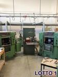 Impianto produzione di forme per calzature - Lotto 1 (Asta 5533)
