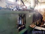 Impianto di stampaggio abbozzi in plastica OMR PB 90  - Lotto 2 (Asta 5533)