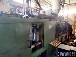 OMR PB 90 plastic molding plant - Lot 2 (Auction 5533)