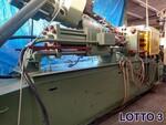 Impianto di stampaggio abbozzi in plastica Presma OMR MF  - Lotto 3 (Asta 5533)