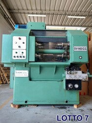 Omr Oleodinamica roughing machine and Omr pavers - Lot 7 (Auction 5533)