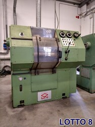Donzelli roughing machine and pavers - Lot 8 (Auction 5533)