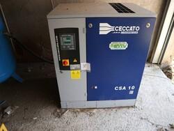 Ceccato air compressor - Lote 12 (Subasta 5535)